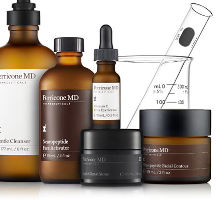 skincare website